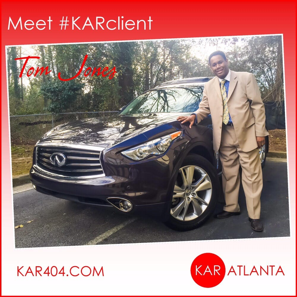 Our #KARclient, Atlanta WSB-TV Channel 2 News Reporter Tom