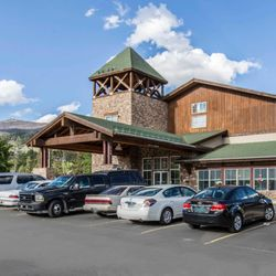 Photo Of Quality Inn Suites Summit County Silverthorne Co United States