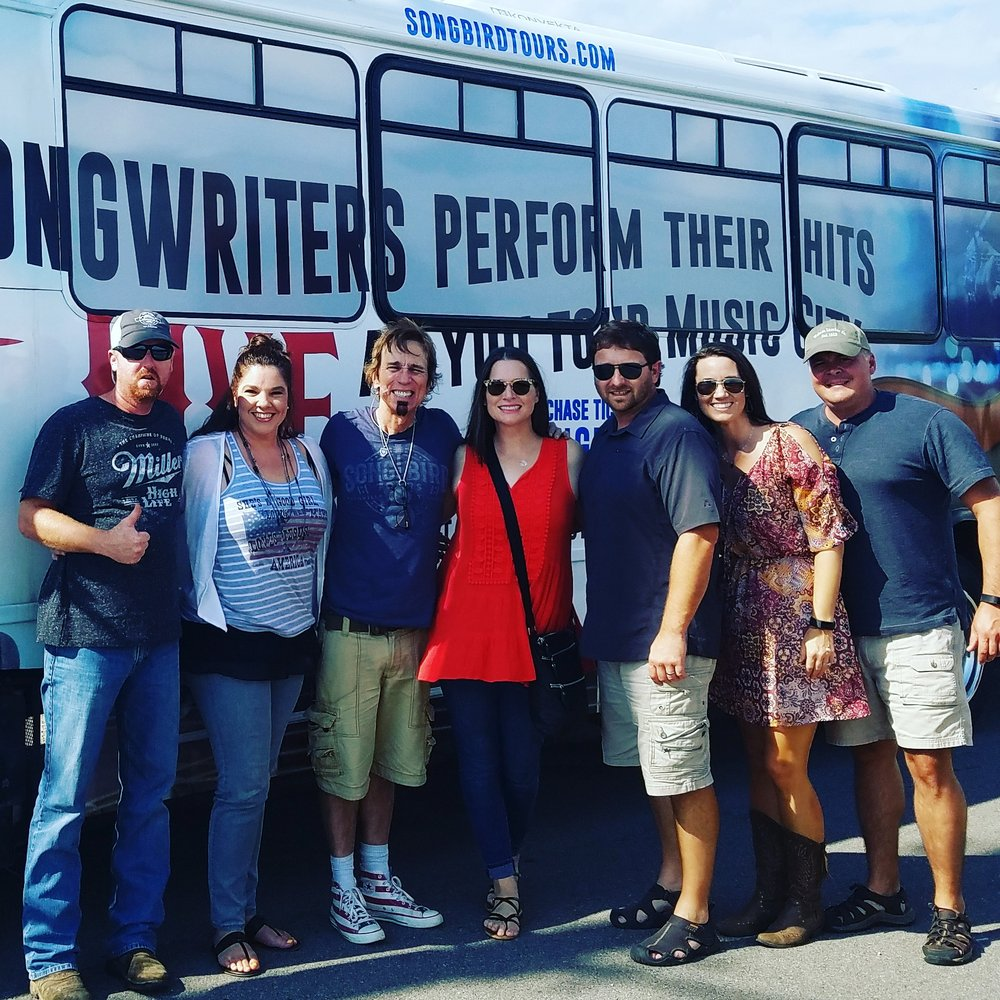 SongBird Tours: 201 5th Ave S, Nashville, TN