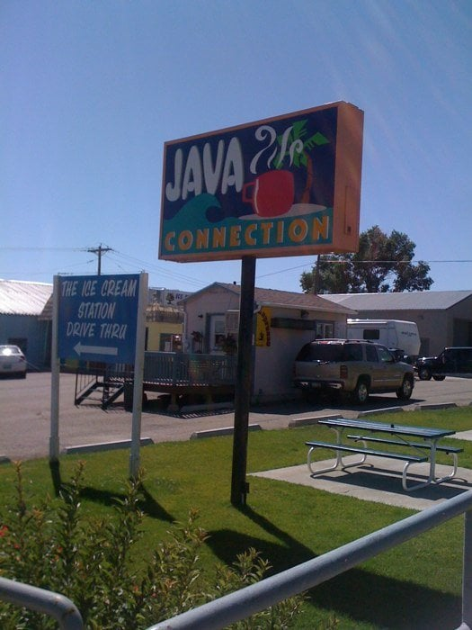 Java Connection: 705 Uinta Dr, Green River, WY