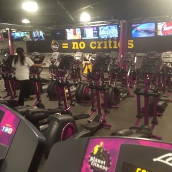 Planet fitness great neck