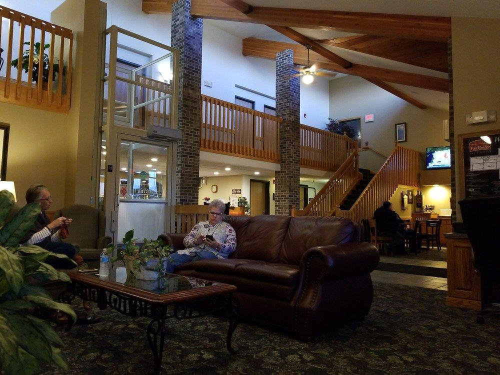 FairBridge Inn & Suites: 203 1/2 W Hill St, Thorp, WI