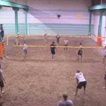 Hot shots indoor beach volleyball club rochester ny united states