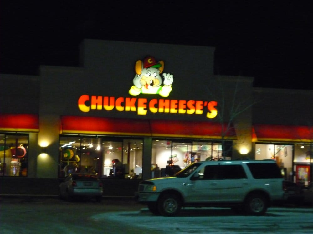 Chuck E. Cheese's, Edmonton: See 21 unbiased reviews of Chuck E. Cheese's, rated 3 of 5 on TripAdvisor and ranked #1, of 2, restaurants in Edmonton.3/ TripAdvisor reviews.
