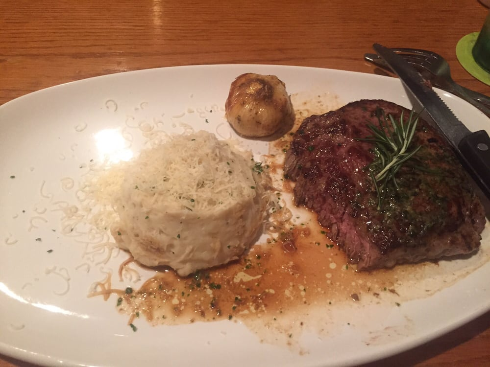 Photo Of Olive Garden Italian Restaurant   Eugene, OR, United States.  Tuscan Sirloin