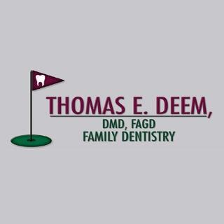 image of Thomas E Deem DMD