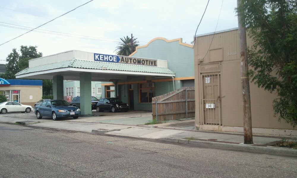 Kehoe automotive 54 reviews garages 5000 freret st for Garage orleans auto