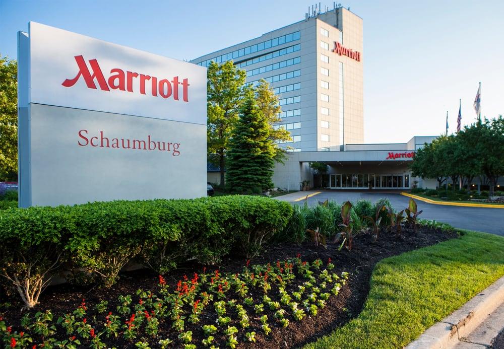 Chicago Marriott Schaumburg - 51 Photos & 68 Reviews - Hotels - 50 N ...
