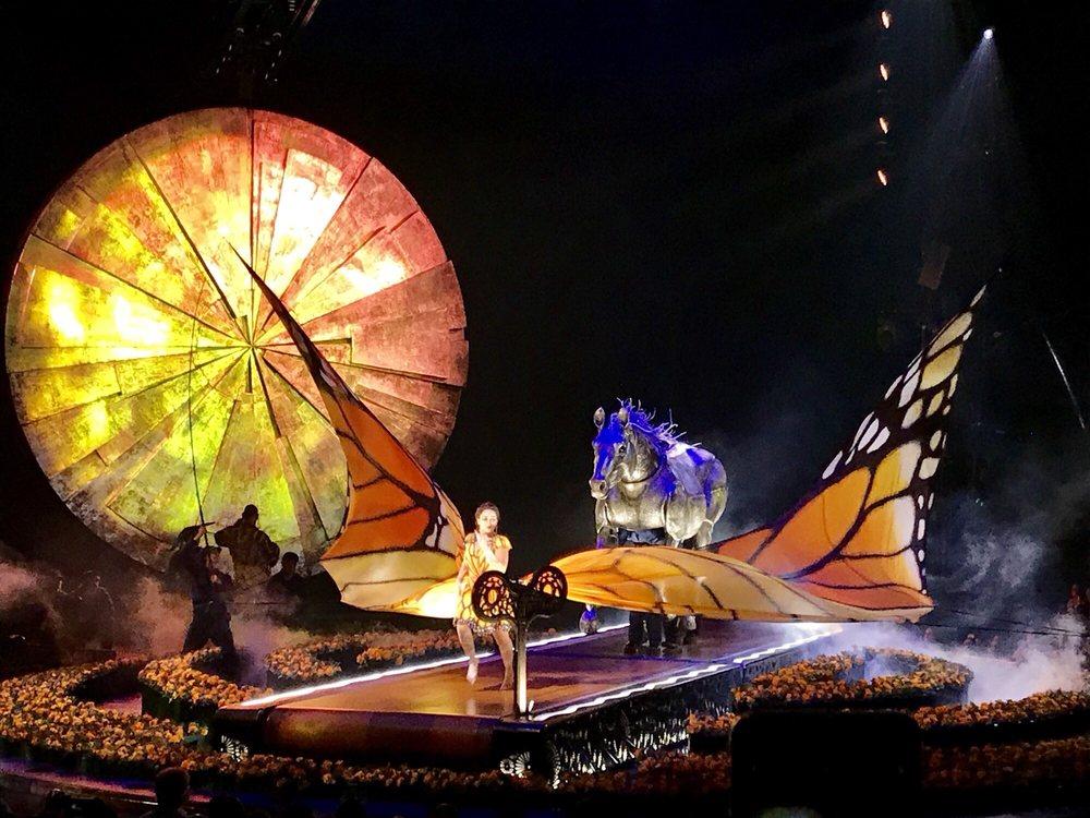 Cirque du Soleil: 525 William F McClellan Hwy, Boston, MA