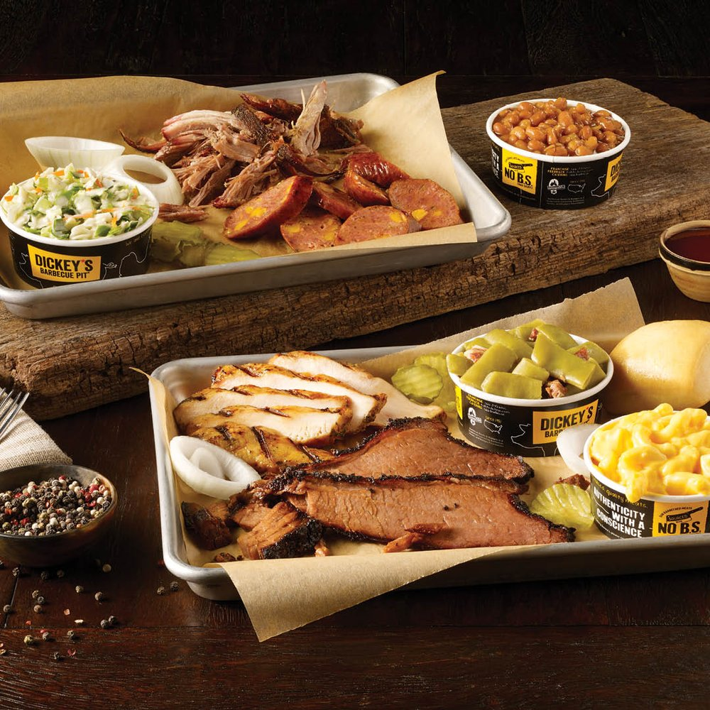 Dickey's Barbecue Pit: 29 N 42nd Ave, Brighton, CO