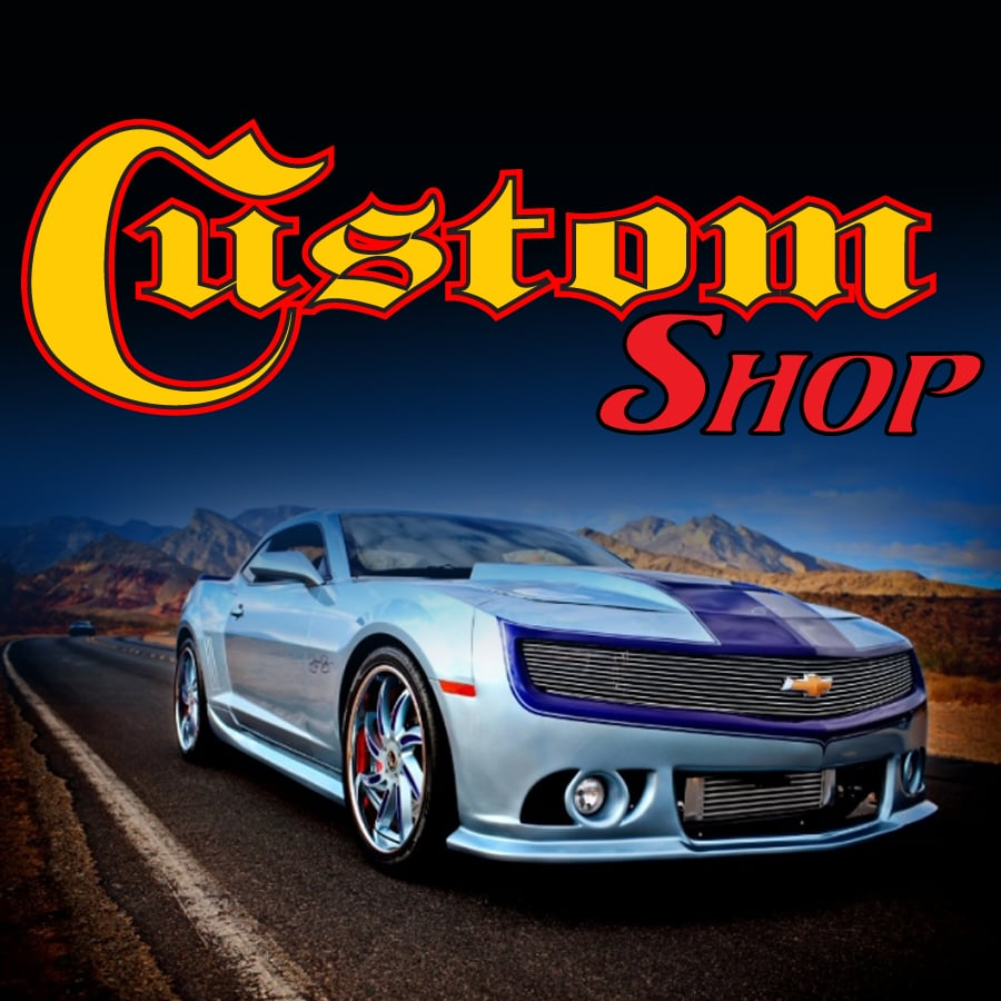 Tcp global is the parent company of custom shop automotive for Car paint company