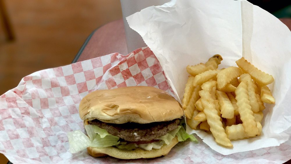 Magic Burger: 1015 College Ave, South Houston, TX