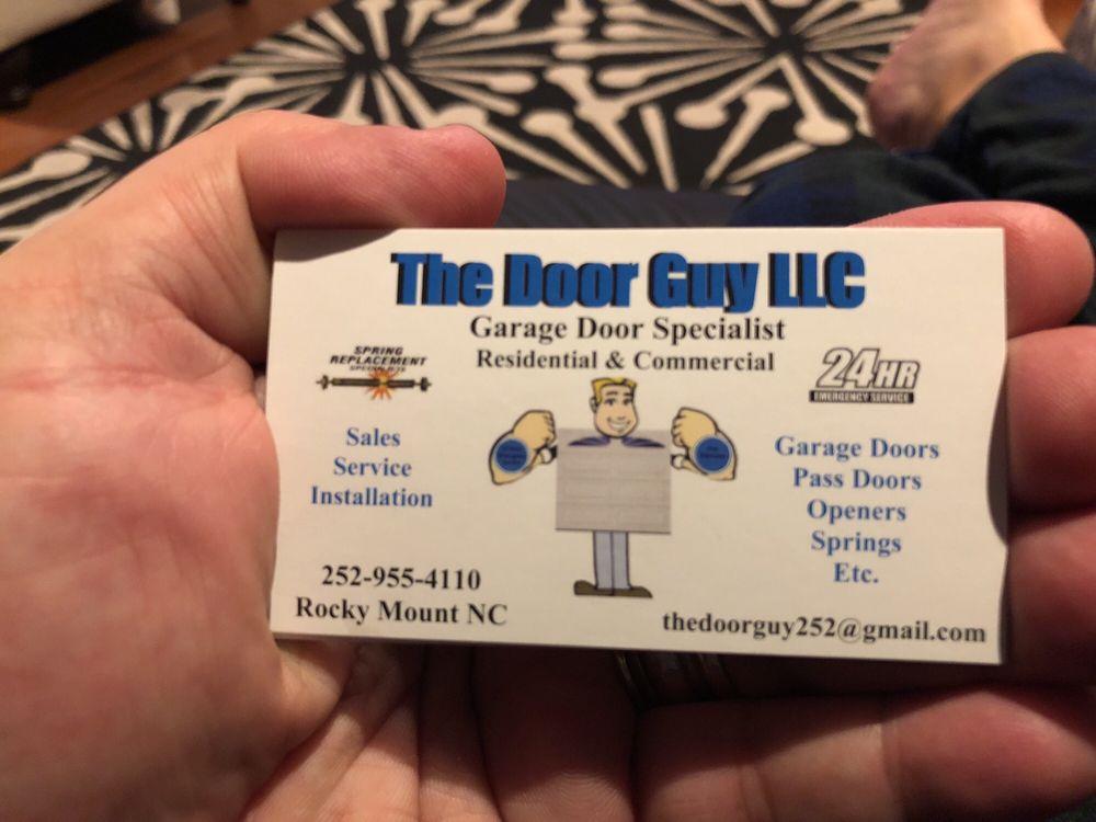 The Door Guy: Rocky Mount, NC