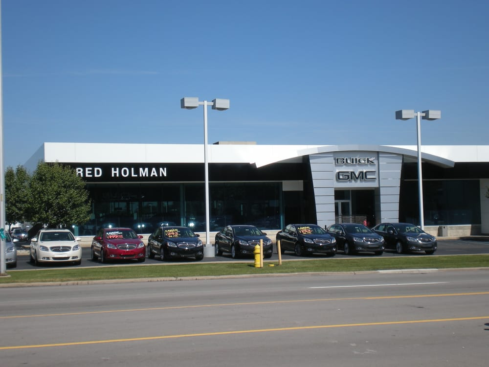 Buick Dealers Nj >> Red Holman Buick GMC - CLOSED - Car Dealers - 35100 Ford Rd, Westland, MI - Phone Number - Yelp
