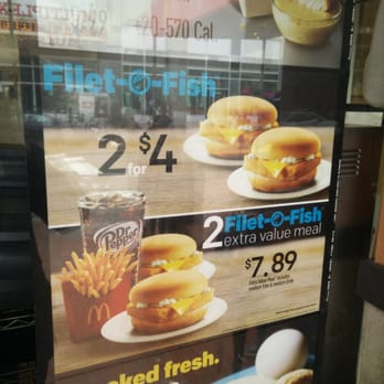 Mcdonald s 32 photos 23 reviews fast food 159 01 for Filet o fish deal