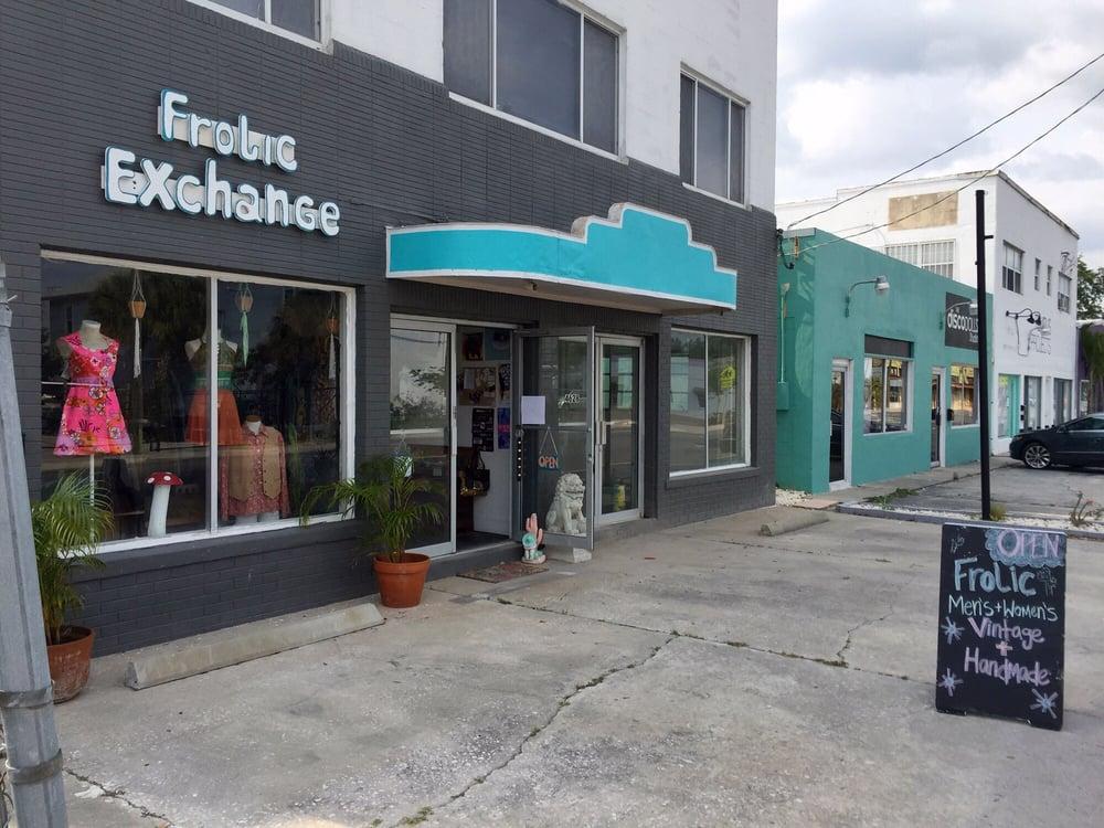Frolic Exchange: 4626 N Florida Ave, Tampa, FL