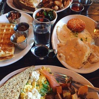 The corner restaurant 257 photos 328 reviews breakfast brunch 4059 broadway st - Elite cuisine kansas city ...