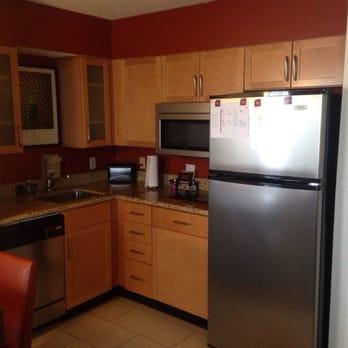 Photo Of Residence Inn Amarillo   Amarillo, TX, United States. Kitchen Has  Stainless