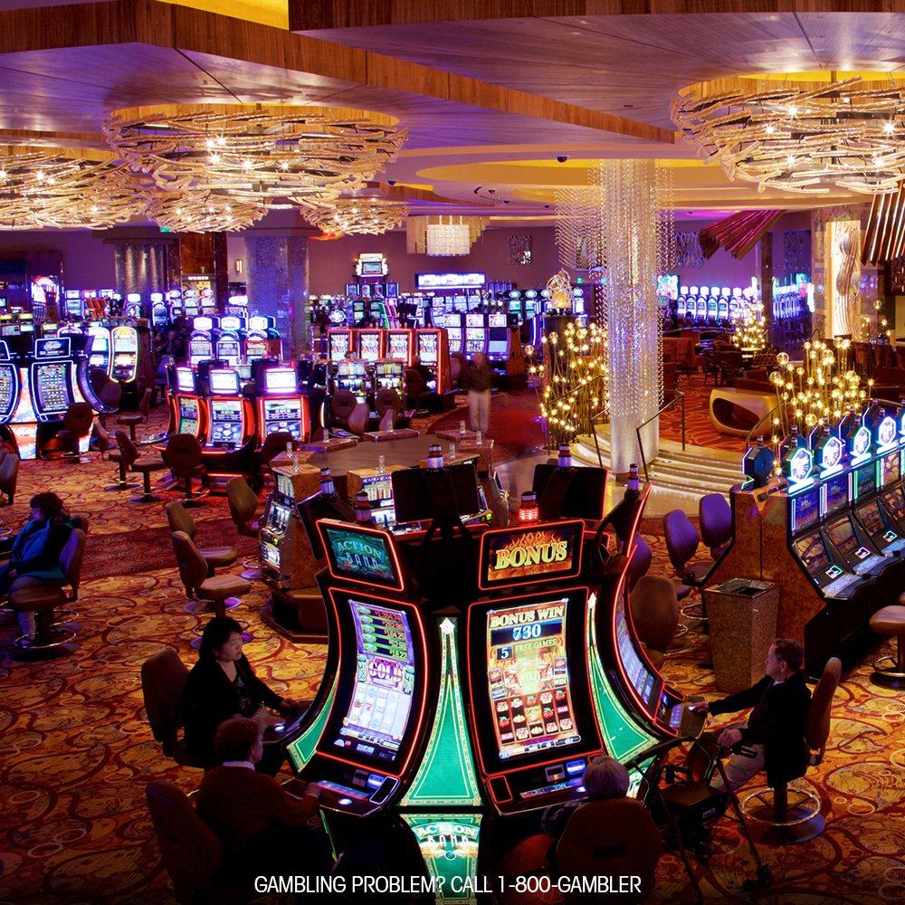 Social Spots from Parx Casino