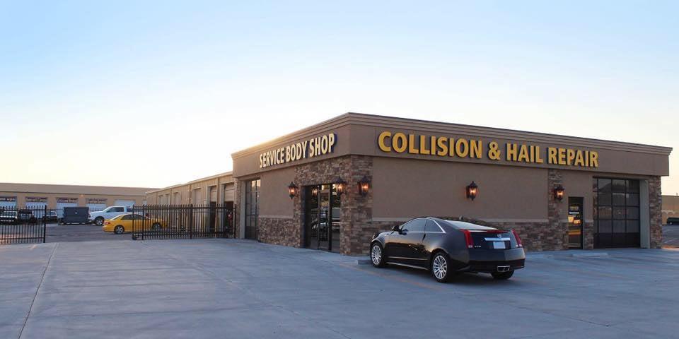 Service Body Shop: 2550 W Pawnee St, Wichita, KS