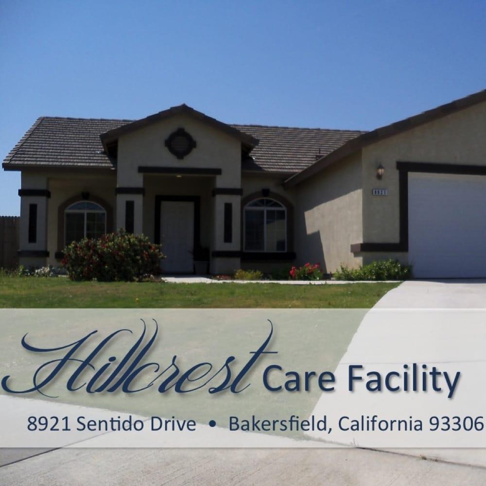 Hillcrest Care Facility Retirement Homes 8921 Sentido
