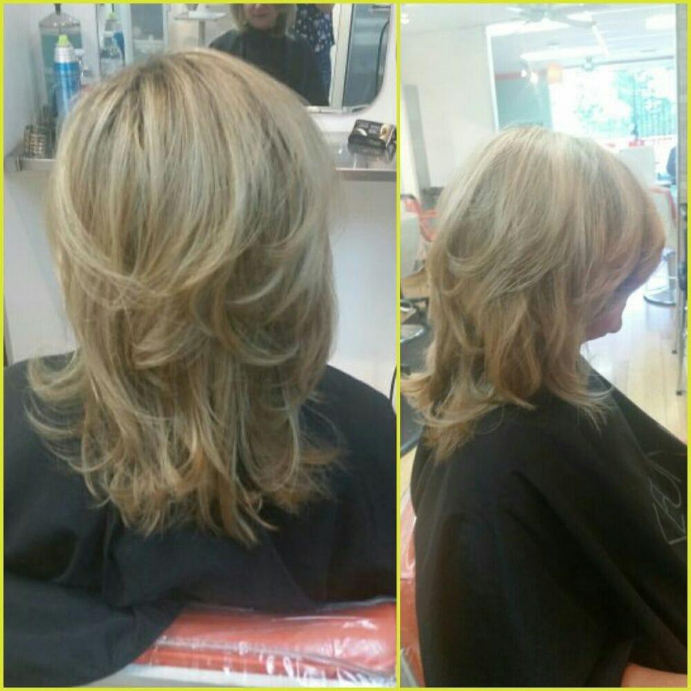 Hair by julie hairlab salon coiffeurs salons de for Samantha oups au salon de coiffure