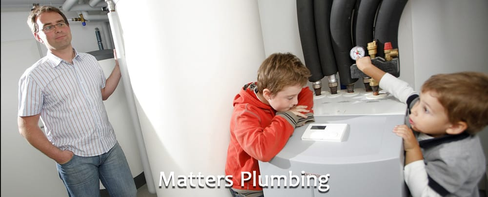 Matters Plumbing: Lusby, MD