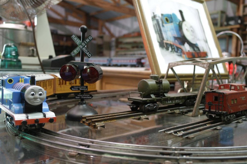 Harper's Ferry Toy Train Museum: 937 Bakerton Rd, Harpers Ferry, WV