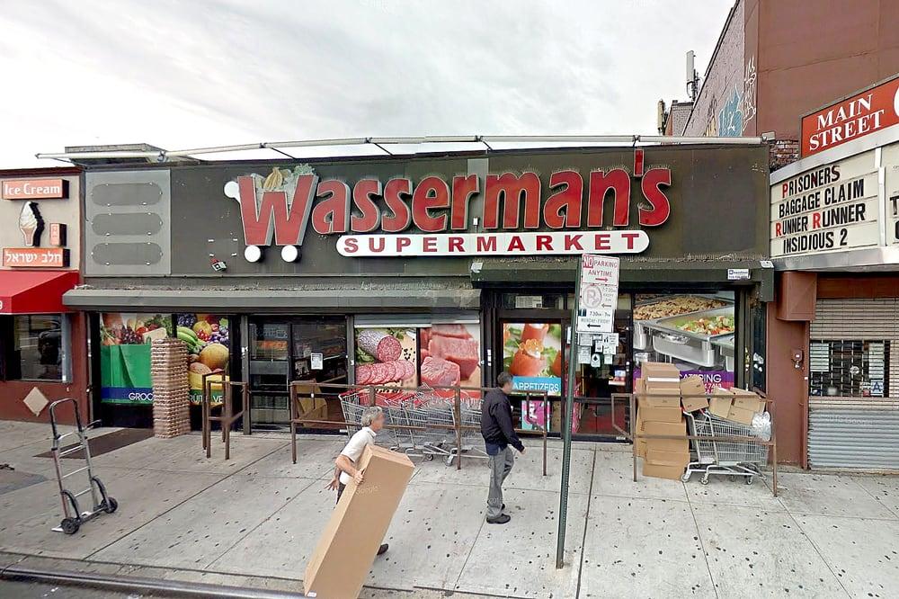 Wasserman Grocery: 7268 Main St, Flushing, NY