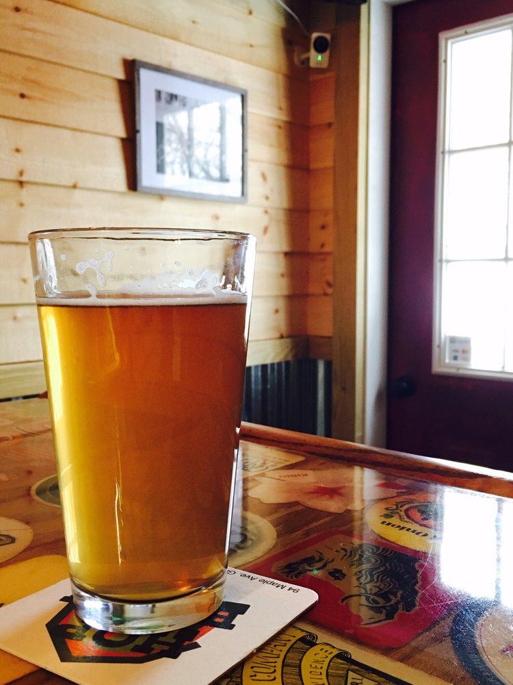 Hop Barn Brewing: 94 Maple Ave, Greenville, NY
