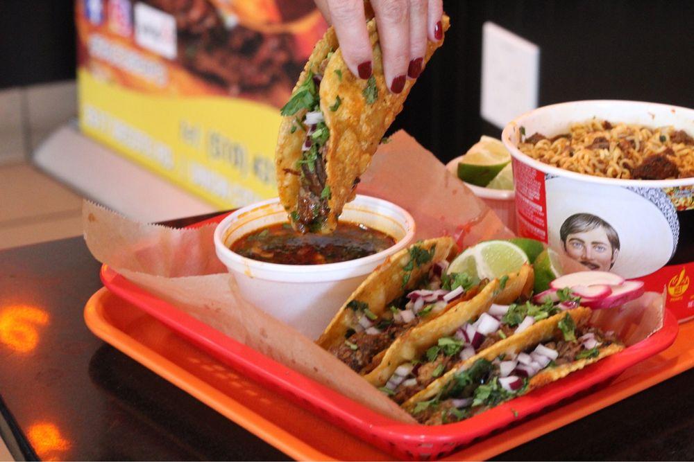 Tacos Papo: 2617 Decoto Rd, Union City, CA