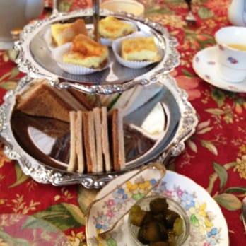 Sweet Afton Tea Room Menu