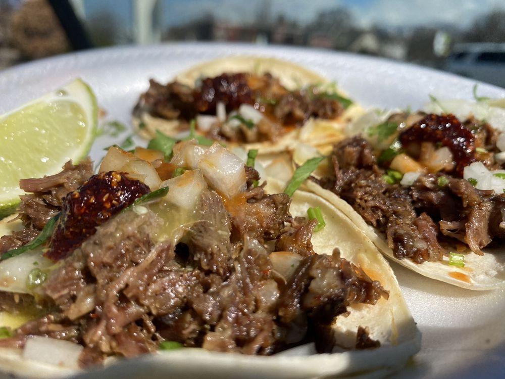 N & M Tacos De Birria: 205 Main St, Logan, UT