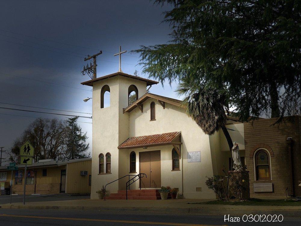 St Paul's Catholic Church: 513 Locust, Knights Landing, CA