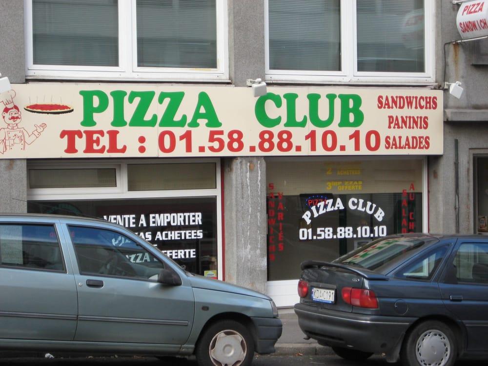 pizza club 8 rue auguste gervais issy les moulineaux hauts de seine. Black Bedroom Furniture Sets. Home Design Ideas