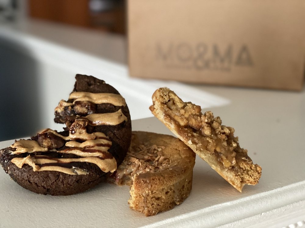 MO&MA Cookies and Pies
