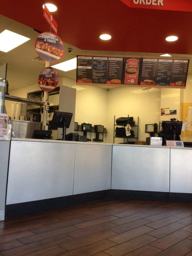 Domino's Pizza: 2500 N Main St, Hutchinson, KS