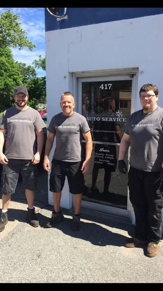 Sanford's Auto Service: 417 Old Colony Rd, Norton, MA