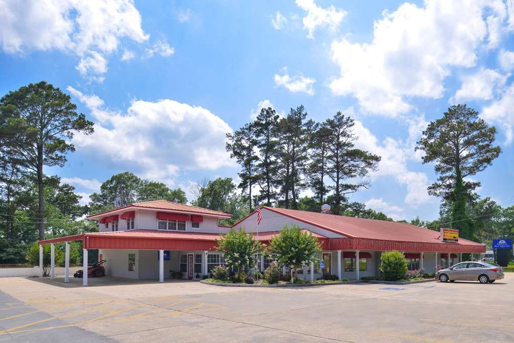 Americas Best Value Inn Winnsboro, LA: 4198 Front Street, Winnsboro, LA