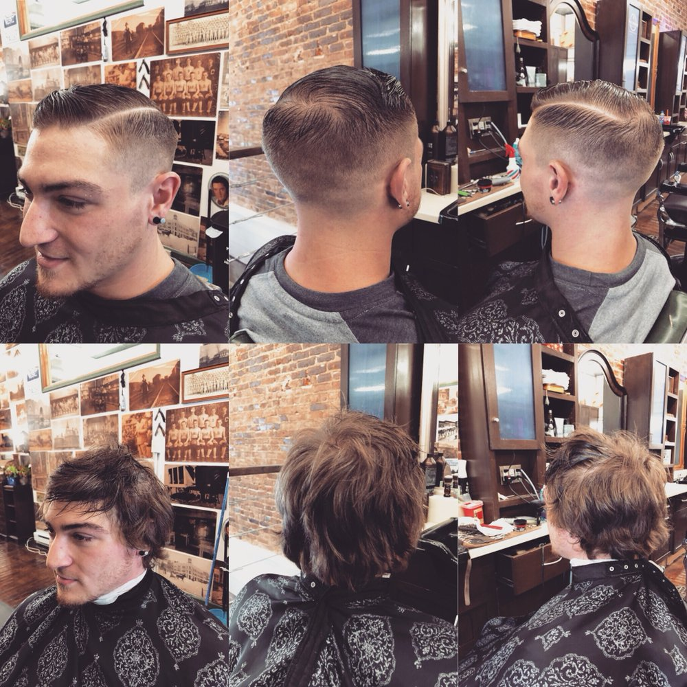 Pops Barber shop: 444 East Main St, Malone, NY