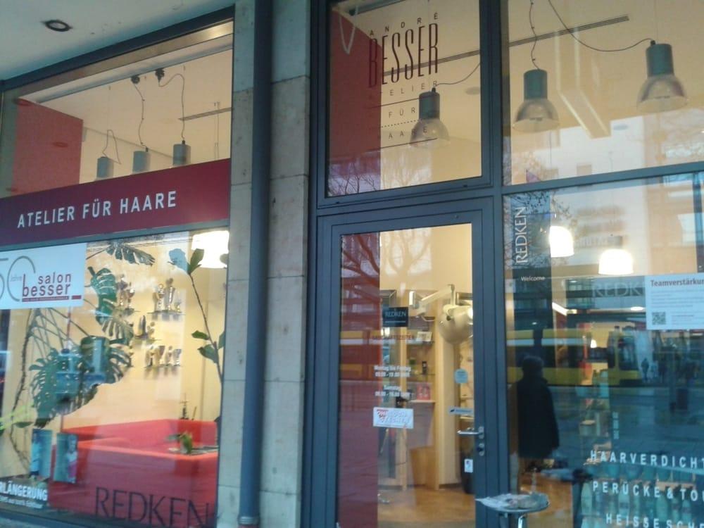 friseursalon besser - hair salons - wilsdruffer str. 22, dresden