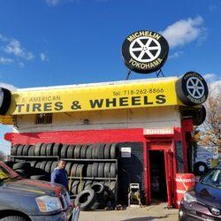 American Tires Wheels Tires 8788 Van Wyck Expy Richmond Hill