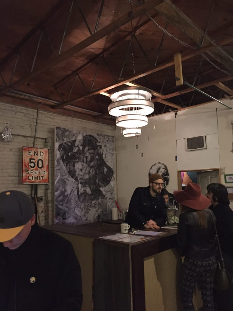 Art Hop Downtown Fresno
