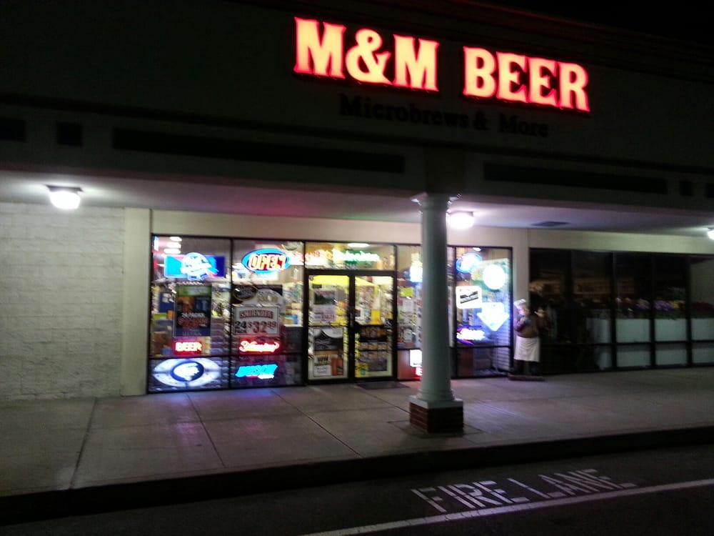 M & M Beverage: 2473 E State St, Hermitage, PA