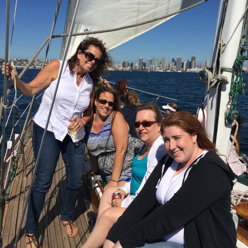 Sail Jada Charters