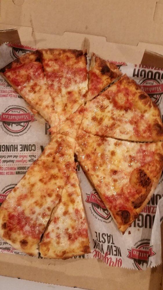 Manhattan Pizza - Leesburg: 647 Potomac Station Dr NE, Leesburg, VA