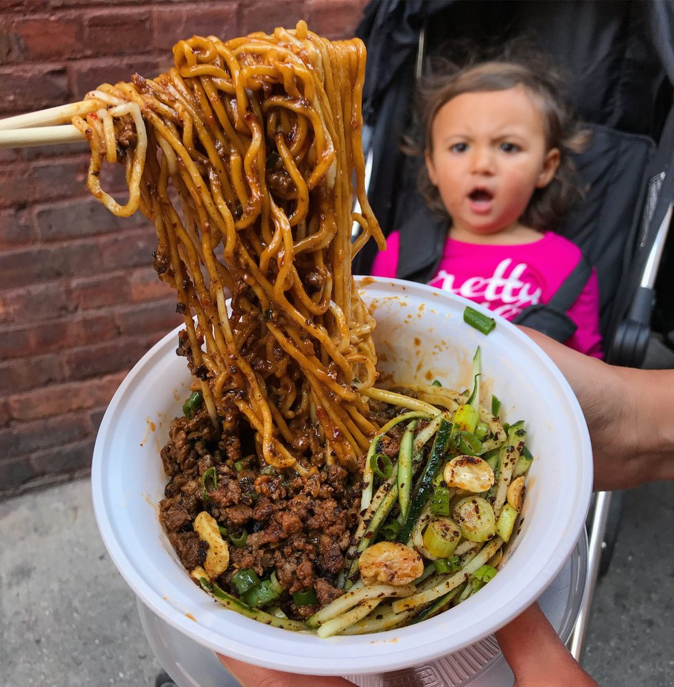 Very Fresh Noodles
