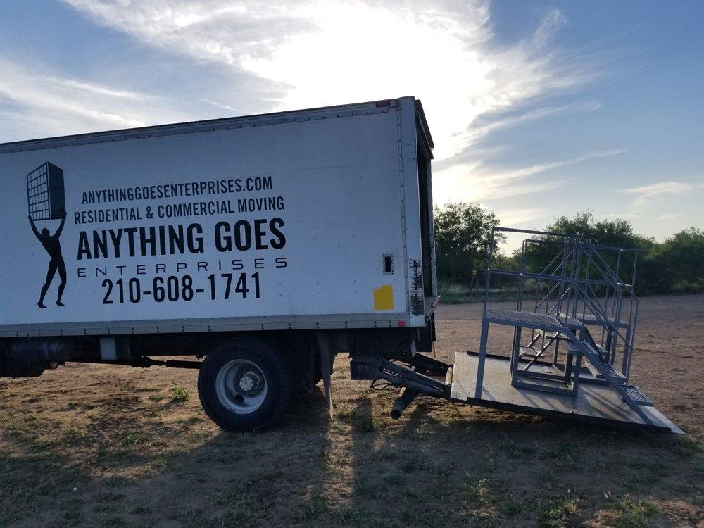 Anything Goes Enterprises