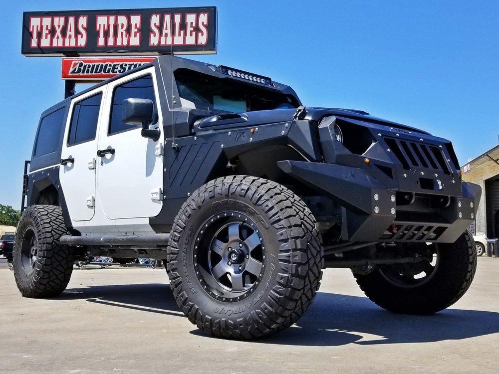Jeep Lift Kits, Wheels, Tires & Accessories at Texas Tire