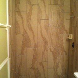 Photo Of Manasota Flooring Bradenton Fl United States Bathroom Shower Floor